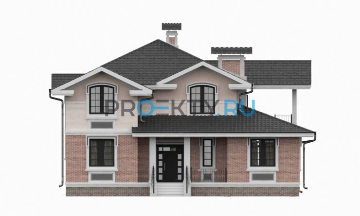 Фасады проекта 83-53
