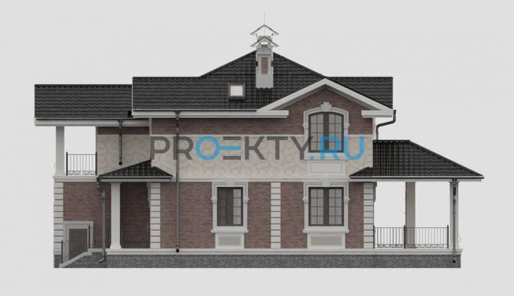 Фасады проекта 83-55