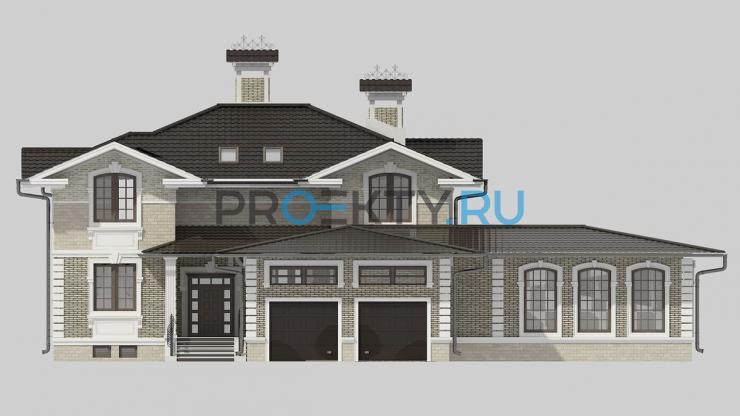 Фасады проекта 83-63