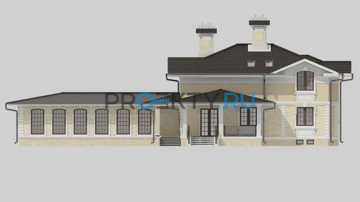 Фасады проекта 83-64