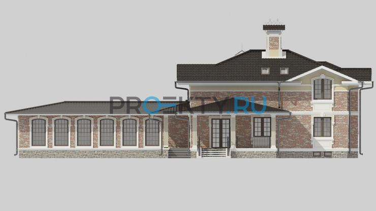 Фасады проекта 83-68
