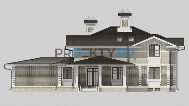 Фасады проекта 83-73