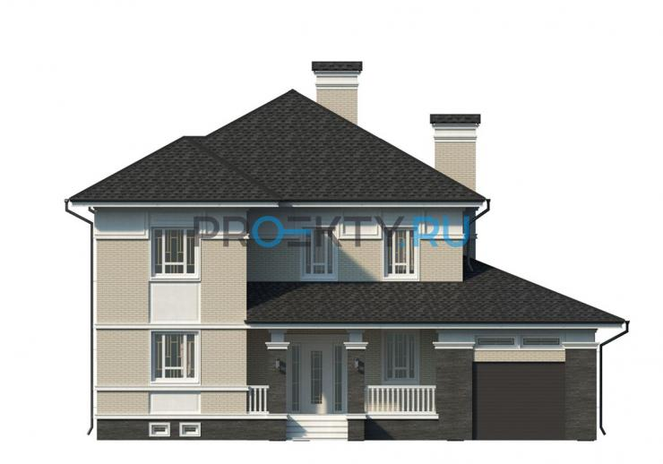 Фасады проекта 84-01