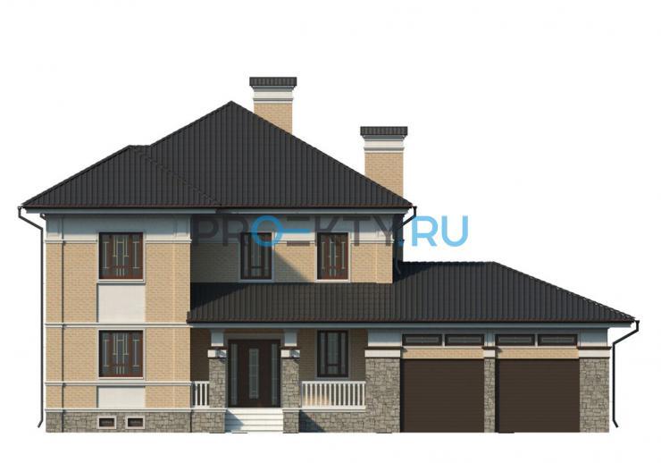 Фасады проекта 84-02