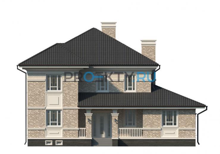 Фасады проекта 84-03