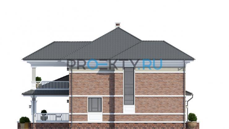 Фасады проекта 84-07