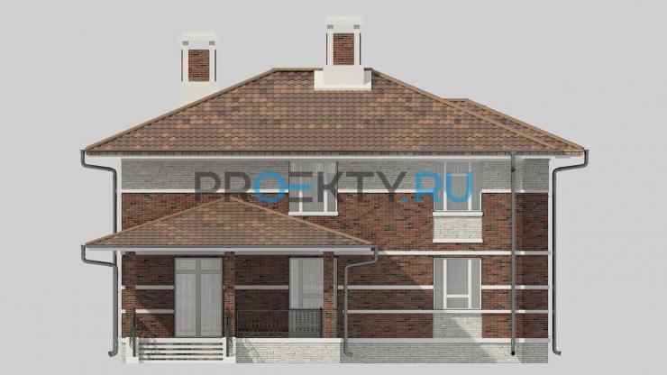 Фасады проекта 84-08