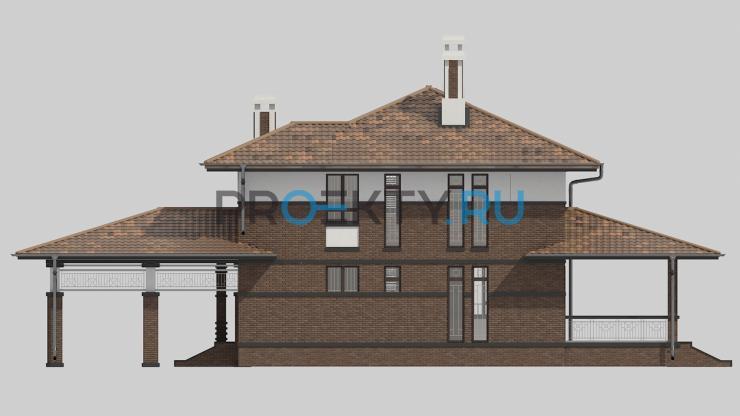 Фасады проекта 84-10