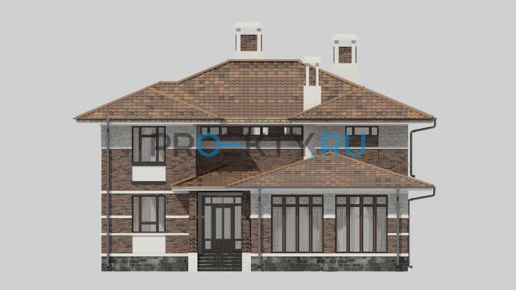 Фасады проекта 84-11