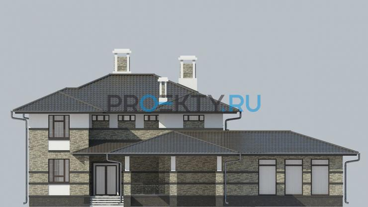 Фасады проекта 84-17