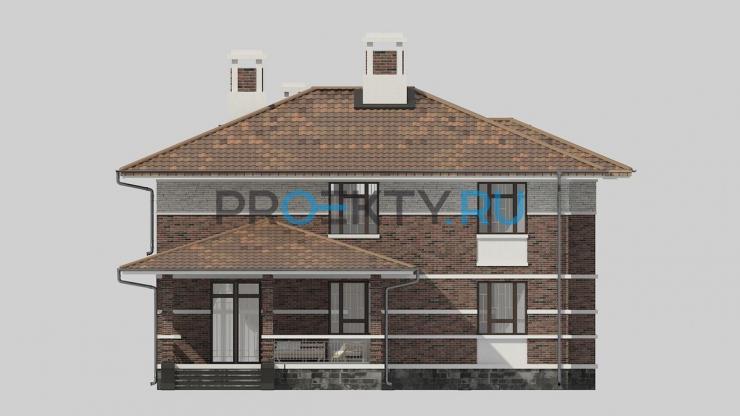 Фасады проекта 84-20