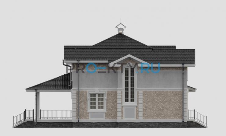 Фасады проекта 84-56