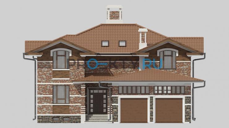 Фасады проекта 84-59