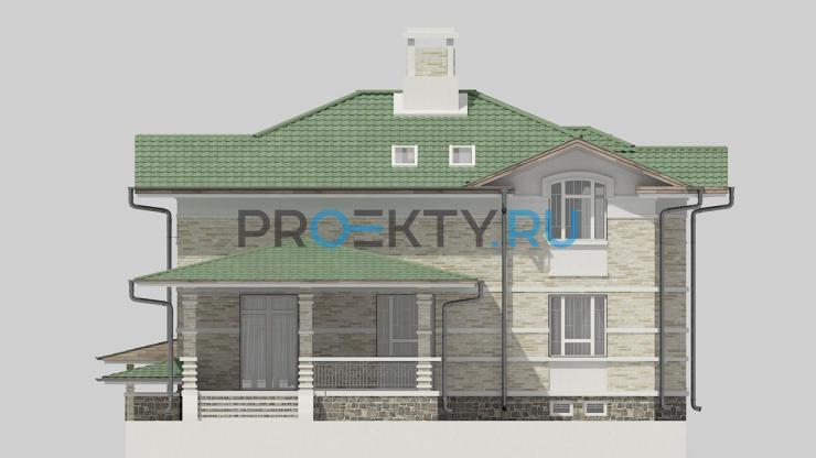 Фасады проекта 84-61