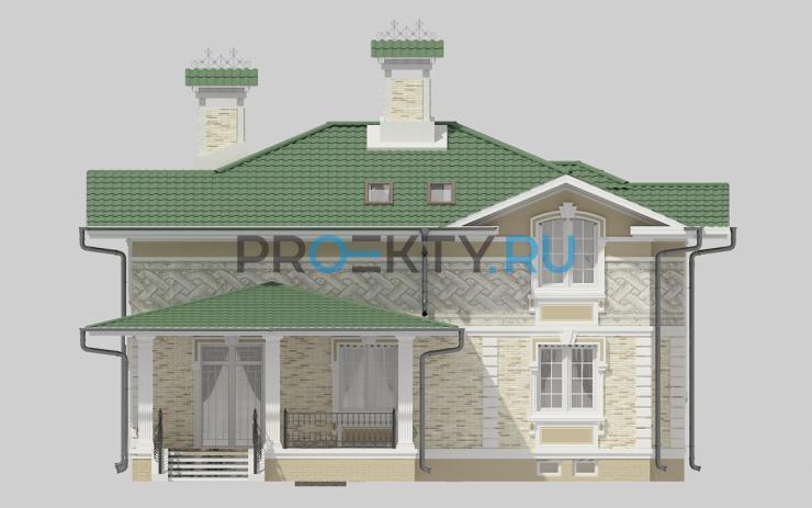 Фасады проекта 84-62
