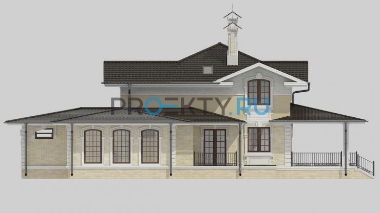 Фасады проекта 84-64