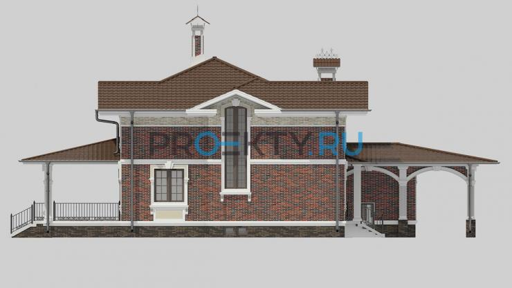 Фасады проекта 84-66