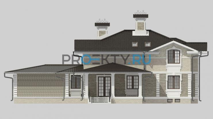 Фасады проекта 84-73