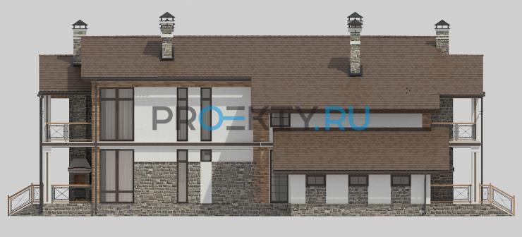 Фасады проекта 85-01