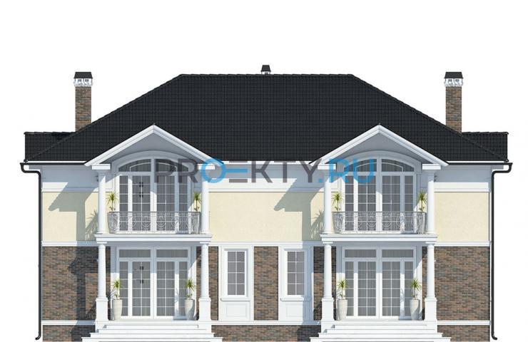 Фасады проекта 86-67