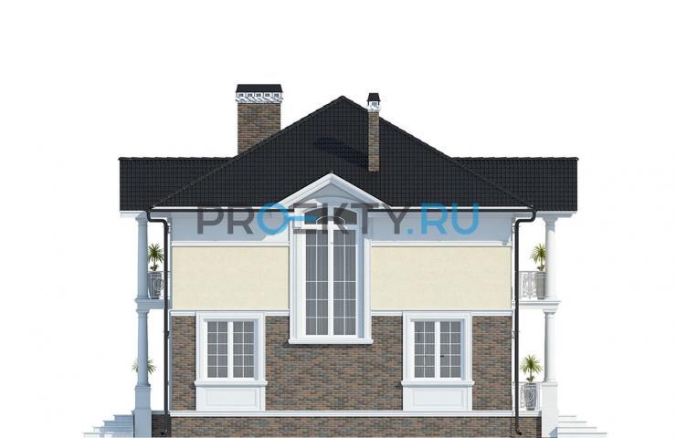 Фасады проекта 86-68