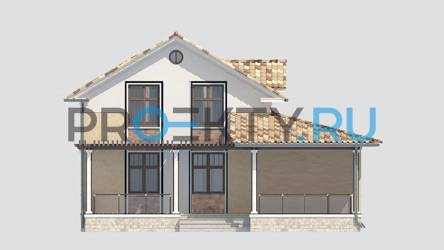 Фасады проекта 87-08