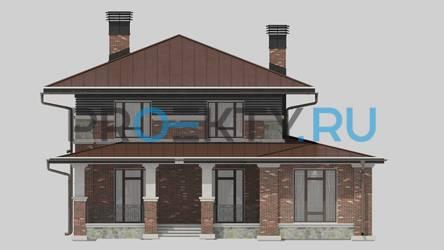 Фасады проекта 87-17