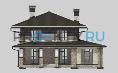 Фасады проекта 87-35