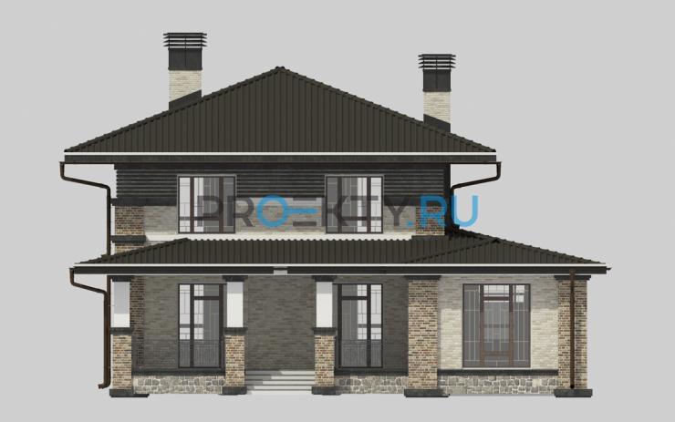 Фасады проекта 87-37