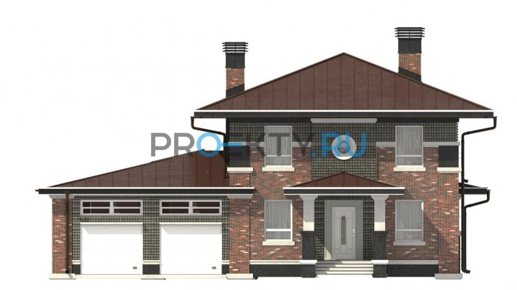 Фасады проекта 87-53