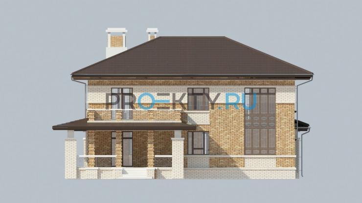 Фасады проекта 87-55
