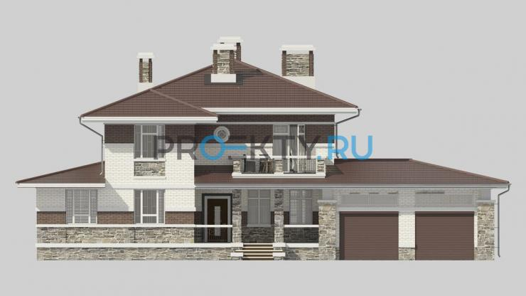 Фасады проекта 87-57