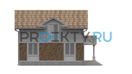 Фасады проекта 87-99
