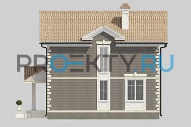 Фасады проекта 88-15