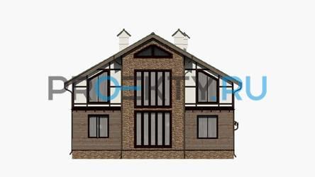 Фасады проекта 88-34