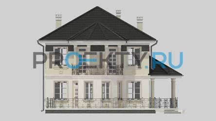 Фасады проекта 88-36
