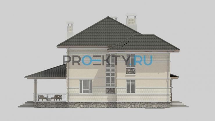 Фасады проекта 88-45