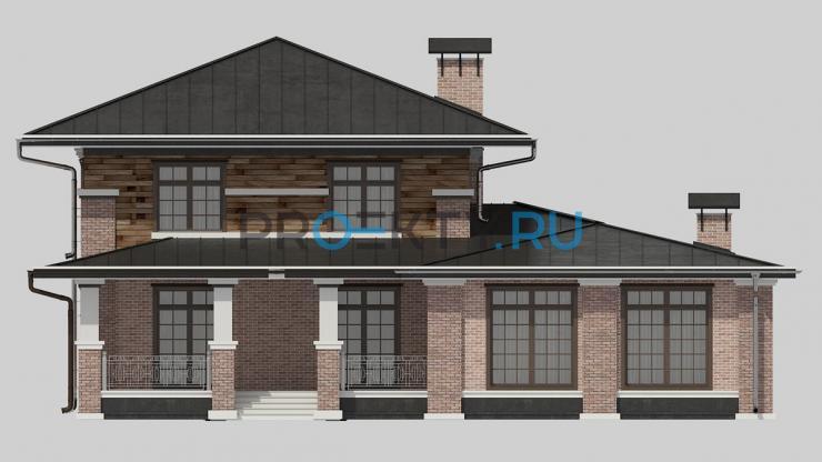 Фасады проекта 88-58