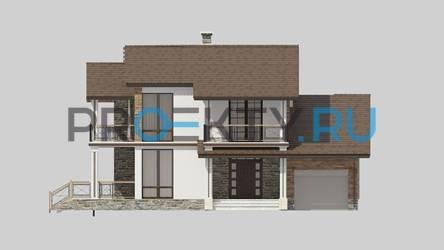Фасады проекта 88-61