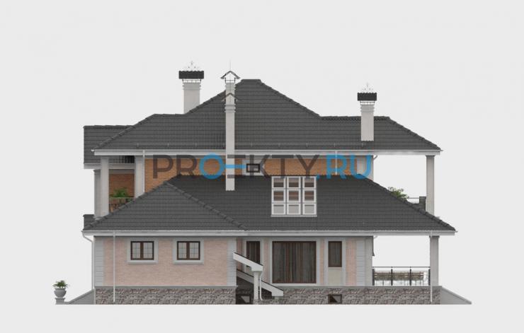 Фасады проекта 88-62