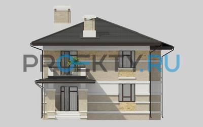 Фасады проекта 88-63