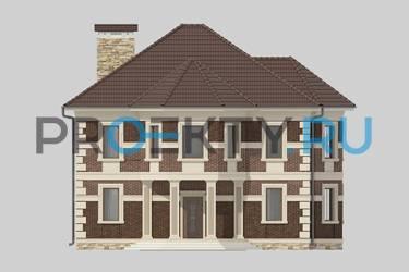 Фасады проекта 88-83
