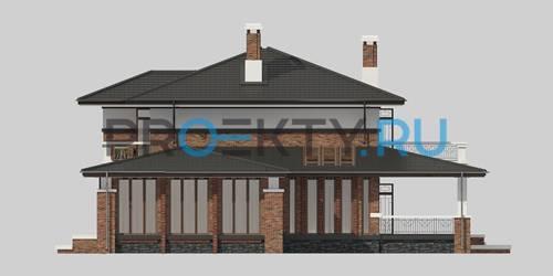 Фасады проекта 88-93