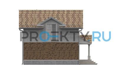 Фасады проекта 89-07