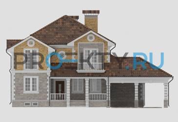 Фасады проекта 89-17
