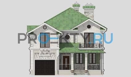 Фасады проекта 89-52