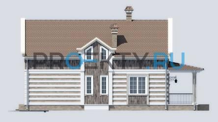 Фасады проекта 89-58