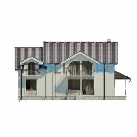 Фасады проекта 89-72