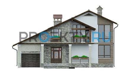 Фасады проекта 89-76
