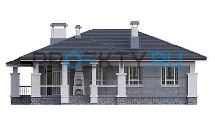 Фасады проекта 90-09